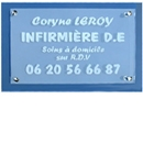 Plaque professionnelle plexi transparent avec support