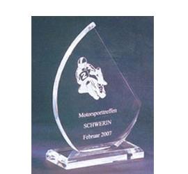 Trophée Transparent ''luxe'' 116-62