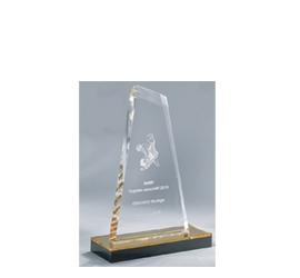 Trophée Transparent ''luxe'' 158-11