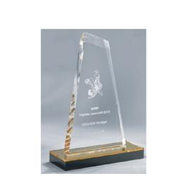 Trophée Transparent ''luxe'' 158-12
