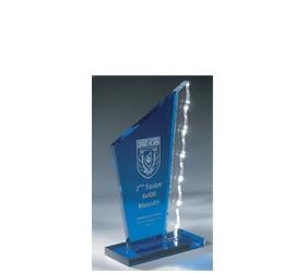 Trophée Transparent ''luxe'' 158-31